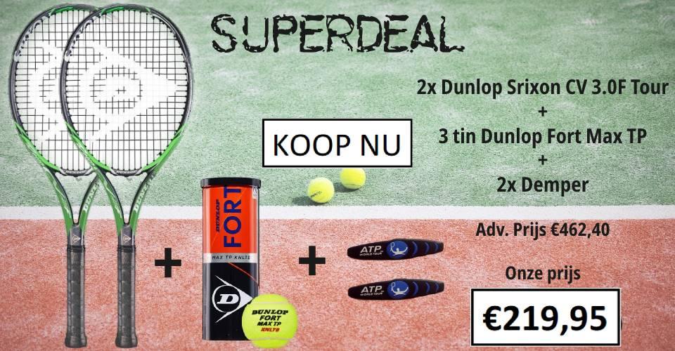 Dunlop Srixon CV3.0F Tour